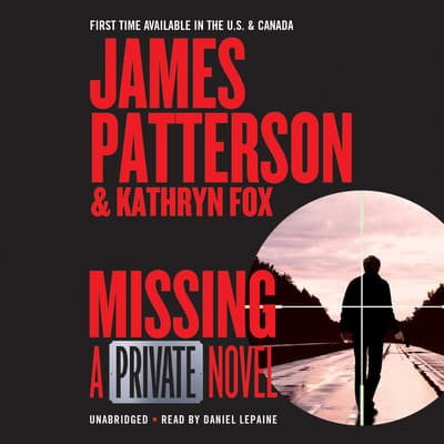 Missing by James Patterson audiobook