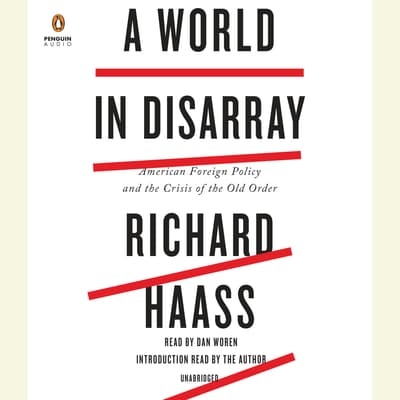 A World in Disarray by Richard Haass audiobook