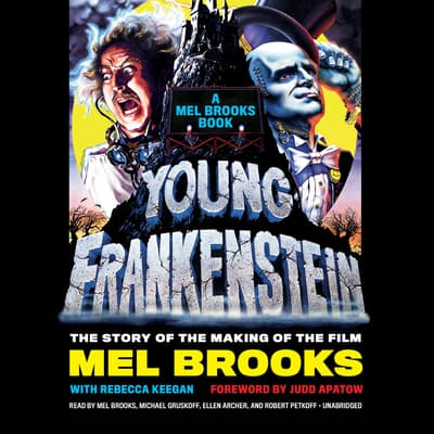 Young Frankenstein: A Mel Brooks Book by Mel Brooks audiobook