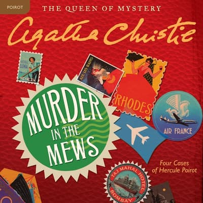 Murder in the Mews by Agatha Christie audiobook