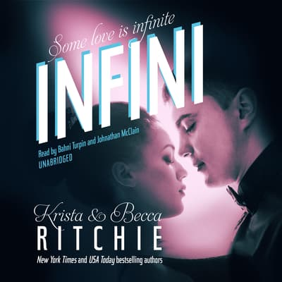 Infini by Becca Ritchie audiobook