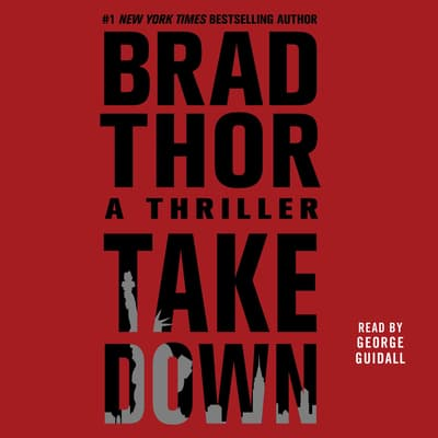 Takedown by Brad Thor audiobook