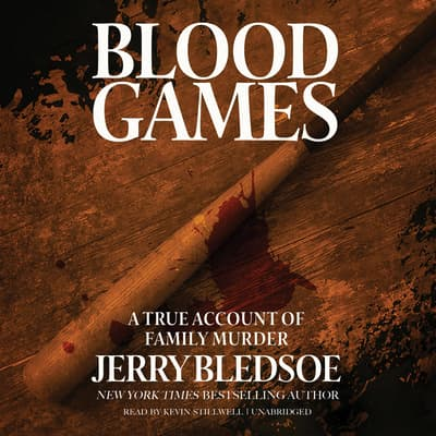 Blood Games by Jerry Bledsoe audiobook