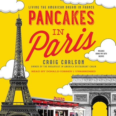 Pancakes in Paris by Craig  Carlson audiobook