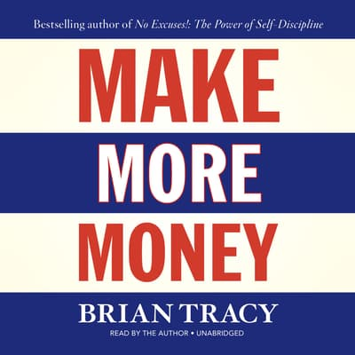Make More Money by Brian Tracy audiobook