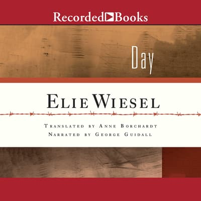 Day by Elie Wiesel audiobook