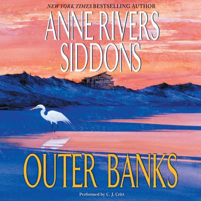 Outer Banks by Anne Rivers Siddons audiobook