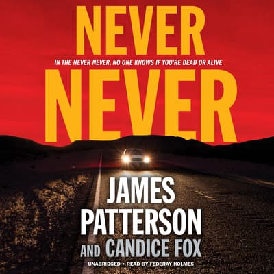 Never Never by James Patterson audiobook