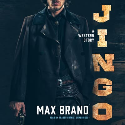 Jingo by Max Brand audiobook