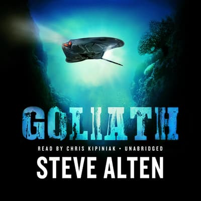 Goliath by Steve Alten audiobook