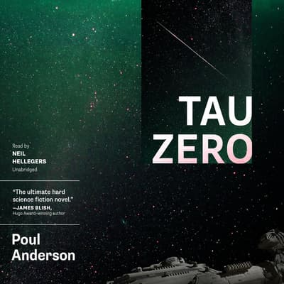 Tau Zero by Poul Anderson audiobook
