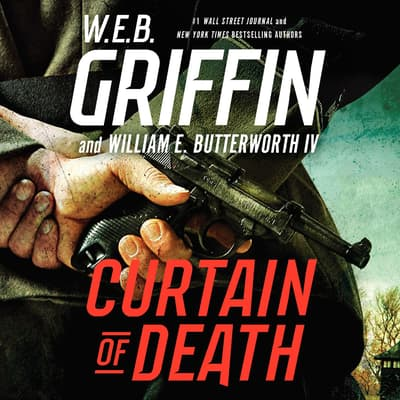 Curtain of Death by W. E. B. Griffin audiobook