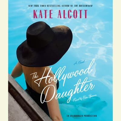 The Hollywood Daughter by Kate Alcott audiobook