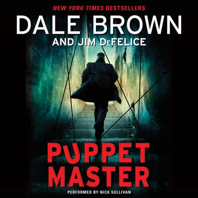 Puppet Master by Dale Brown audiobook
