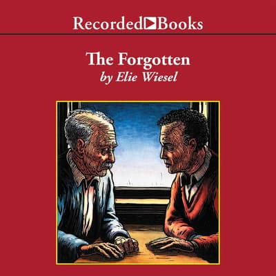 The Forgotten by Elie Wiesel audiobook