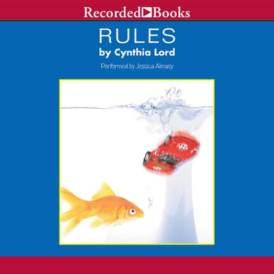 Rules by Cynthia Lord audiobook