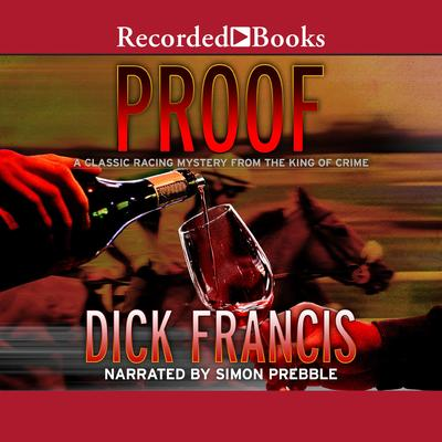 Proof by Dick Francis audiobook