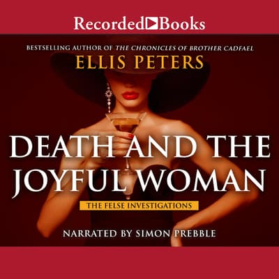 Death and the Joyful Woman by Ellis Peters audiobook