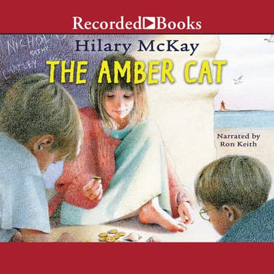 The Amber Cat by Hilary McKay audiobook