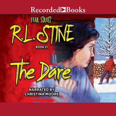 The Dare by R. L. Stine audiobook