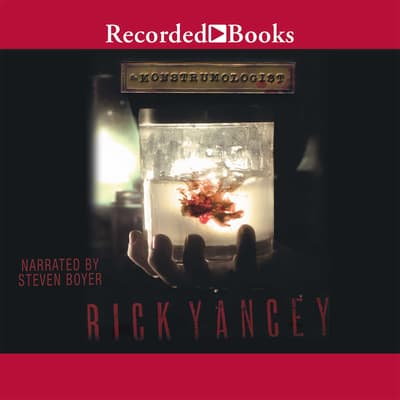 The Monstrumologist by Rick Yancey audiobook
