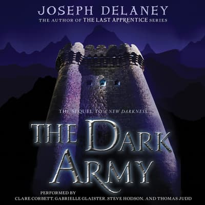 The Dark Army by Joseph Delaney audiobook