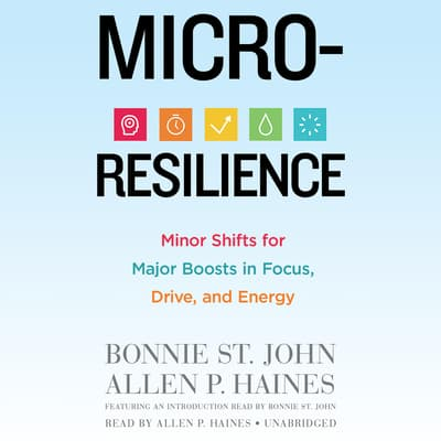 Micro-Resilience by Bonnie St. John audiobook