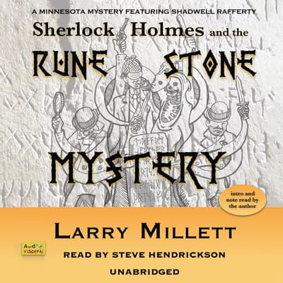 Sherlock Holmes and the Rune Stone Mystery by Larry Millett audiobook