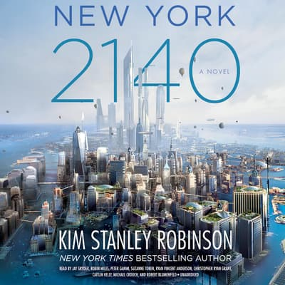 New York 2140 by Kim Stanley Robinson audiobook