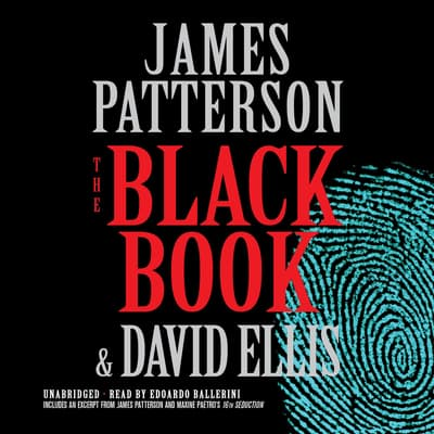 The Black Book by James Patterson audiobook