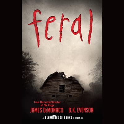 Feral by B. K. Evenson audiobook