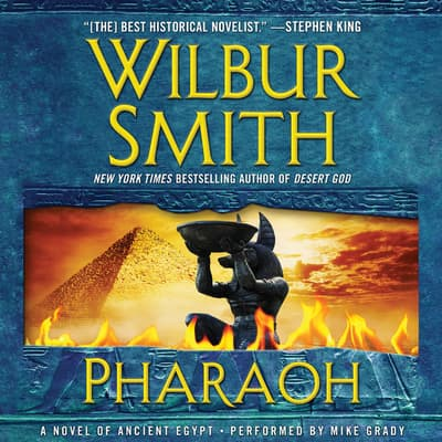 Pharaoh by Wilbur Smith audiobook
