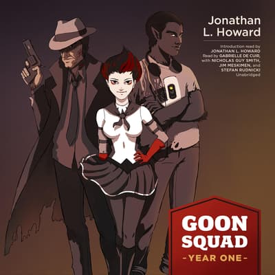 Goon Squad by Jonathan L. Howard audiobook