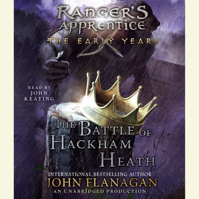 The Battle of Hackham Heath by John Flanagan audiobook