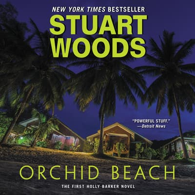 Orchid Beach by Stuart Woods audiobook