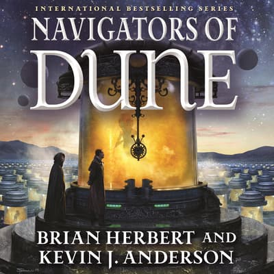 Navigators of Dune by Brian Herbert audiobook