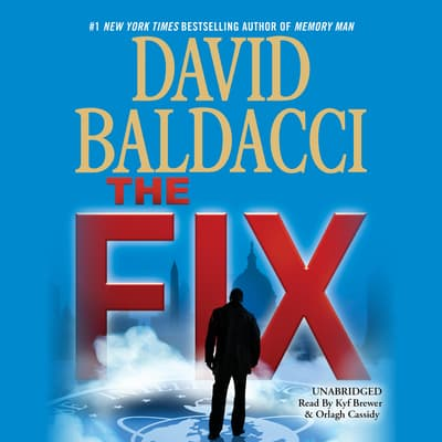 The Fix by David Baldacci audiobook