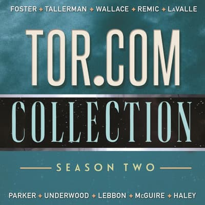 Tor.com Collection: Season 2 by Various Various Authors audiobook