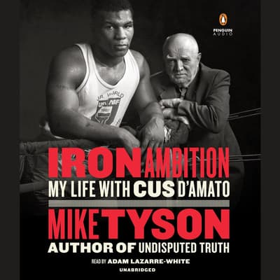 Iron Ambition by Mike Tyson audiobook