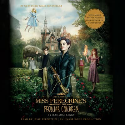 Miss Peregrine's Home for Peculiar Children by Ransom Riggs audiobook
