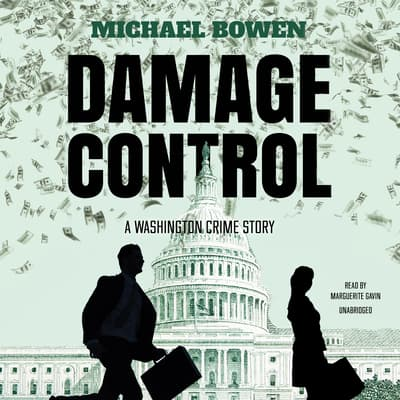Damage Control by Michael Bowen audiobook