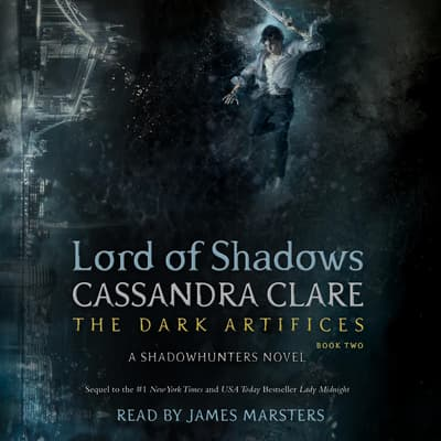 Lord of Shadows by Cassandra Clare audiobook