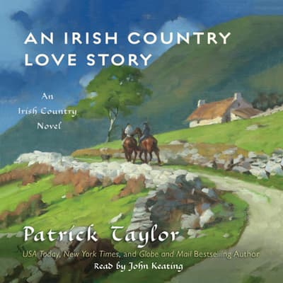 An Irish Country Love Story by Patrick Taylor audiobook