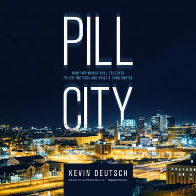 Pill City by Kevin Deutsch audiobook