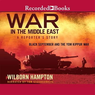 War in the Middle East by Wilborn Hampton audiobook