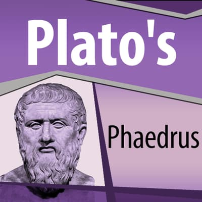 Plato's Phaedrus by Plato audiobook