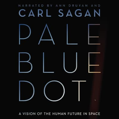 Pale Blue Dot by Carl Sagan audiobook