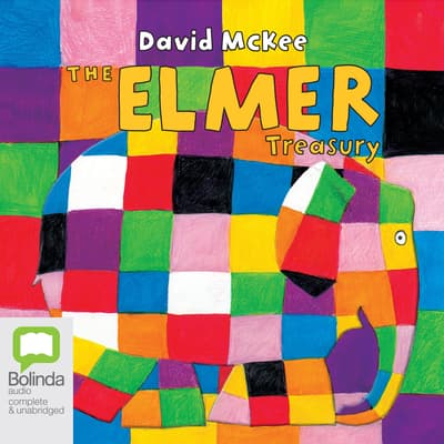 The Elmer Treasury by David McKee audiobook