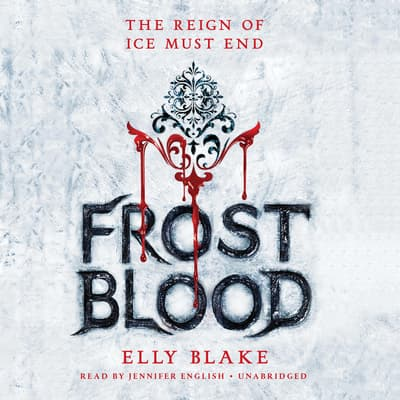 Frostblood by Elly Blake audiobook