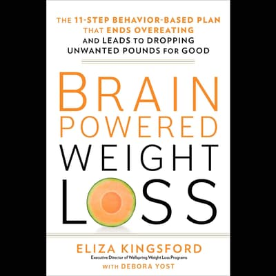 Brain-Powered Weight Loss by Eliza Kingsford audiobook